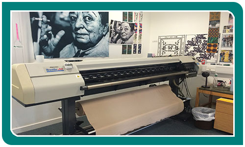 Digital Textile Printer