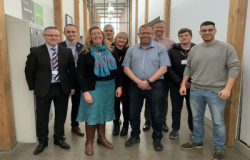 ThermaFY and Fife College collaborated