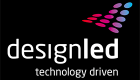 Design LED logo